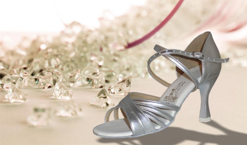 e6a6dd5d71e Taneční boty KOZDRA - Dámské svatební boty kat.č. 226 - velikost 35