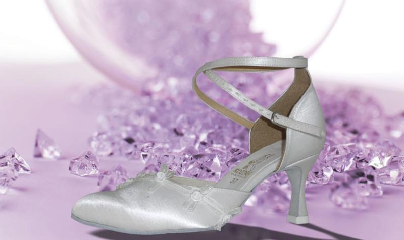 4bfe062b726 Taneční boty KOZDRA - Dámské svatební boty kat.č. 216 - velikost 35