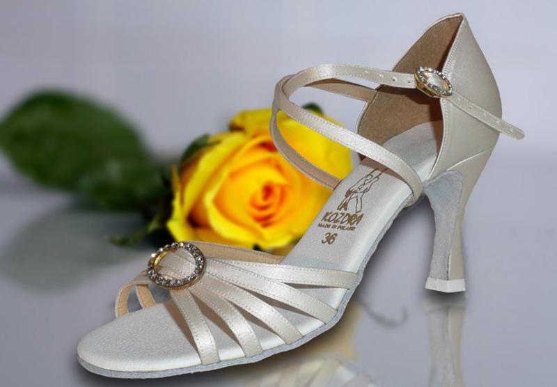 8cf02e60cef Taneční boty KOZDRA - Dámské svatební boty kat.č. 218 - velikost 35.5