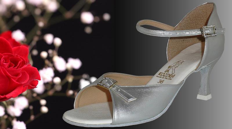 c7837660b87 Taneční boty KOZDRA - Dámské svatební boty kat.č. 220 - velikost 35